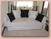 Кровать круглая двуспальная Омега - МоскваКруглая кровать трансформер или по-простому, диван кровать одинаково хорошо