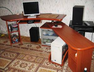 Компьютерные столы под заказ, компьютерный стол в минске - д.